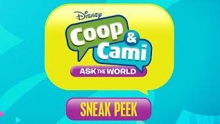 Sneak Peek   Coop & Cami Ask the World   Disney Channel