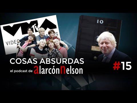 ▶ COSAS ABSURDAS #15 | BTS vs VMAs - Boris Jhonson nuevo PM