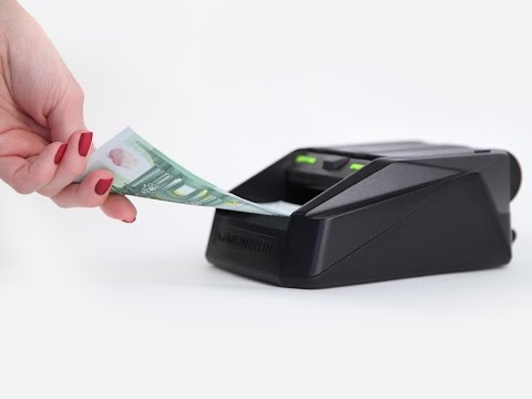 Moniron Dec POS. Automatic banknote detector