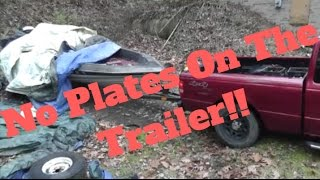 Free Boat, and Illegal Trailer Activities!!