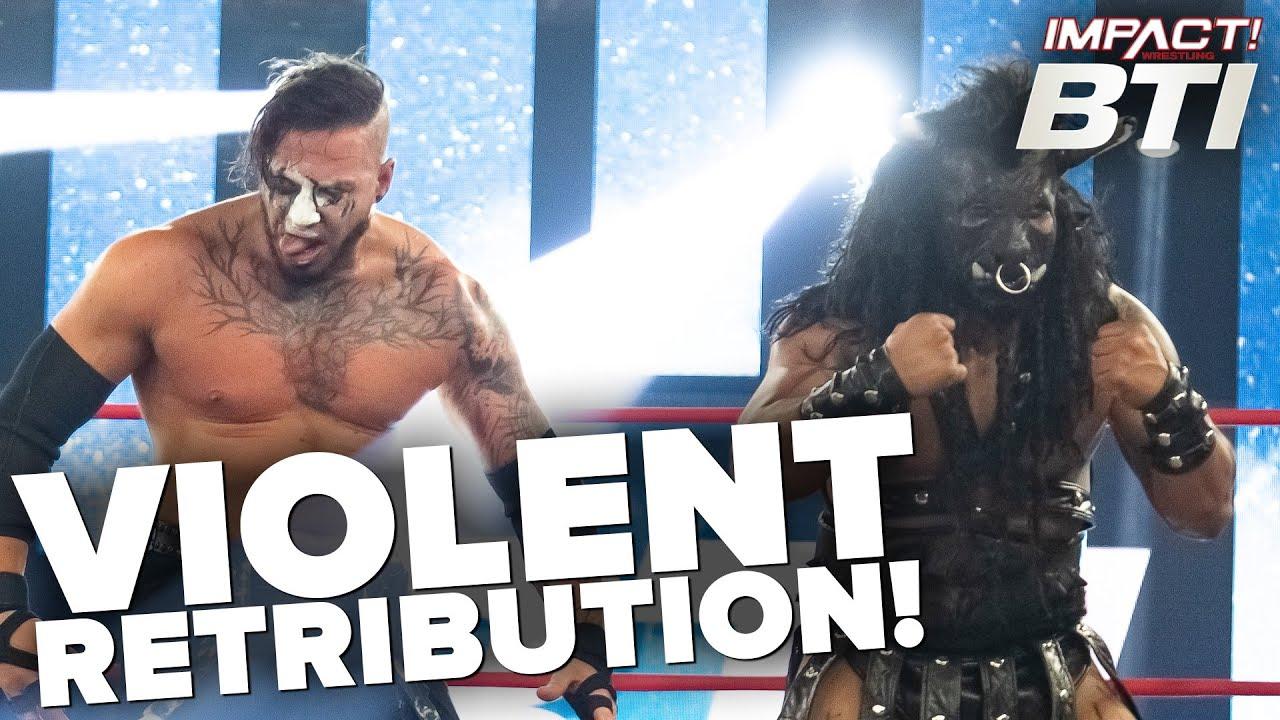 Download Decay vs XXXL: FULL MATCH (BTI Feb 16, 2021) | IMPACT Wrestling Full Matches
