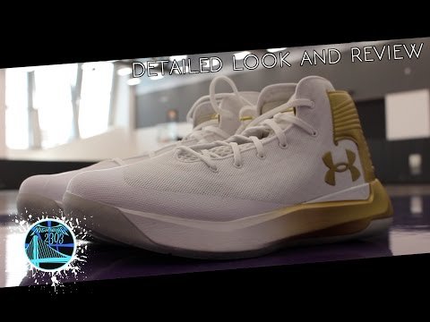 huge selection of 3f6fe f9848 A Quick Look at the Under Armour Curry 3ZER0