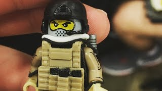 X39 Brick Customs Update #148 - Military Custom Minifigures, LEGO Accessories and New Products!