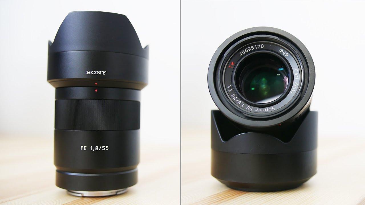 Kết quả hình ảnh cho Sony Zeiss FE 55mm f/1.8 Sonnar T*