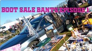 Boot-Sale bants Episode 1 ~ UK Reseller ~ eBay ~ Amazon