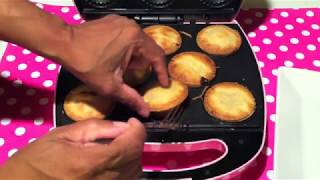 How to Bake Mini Pies Part 2 of 2
