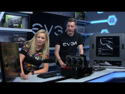 EVGA NVIDIA GeForce GTX 1080 Ti 11GB SC2 HYBRID AIO Watercooled
