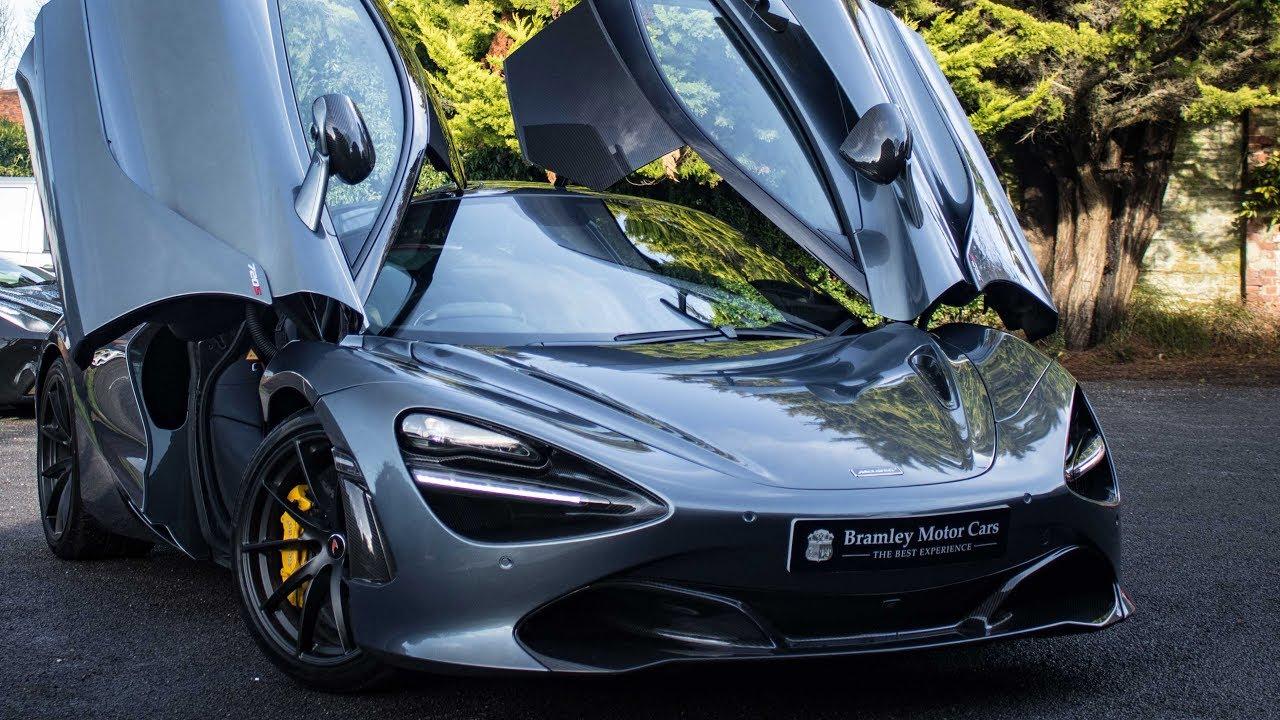 mclaren 720 s performance edition | bramley motor cars - youtube