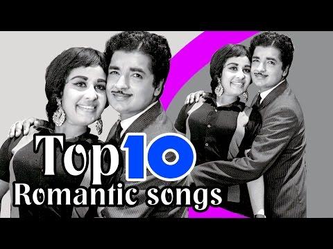Top 10 Duets   Prem Nazir - Sheela   Malayalam Movie Audio Jukebox
