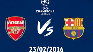 Arsenal v Barcelona in focus: Who will win?