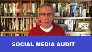 Performing a Social Media Audit in Publishing