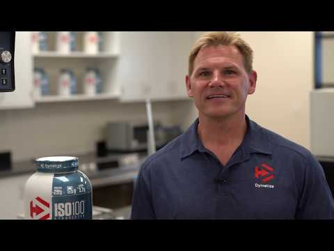 The Science behind why Dymatize is the best isolate protein