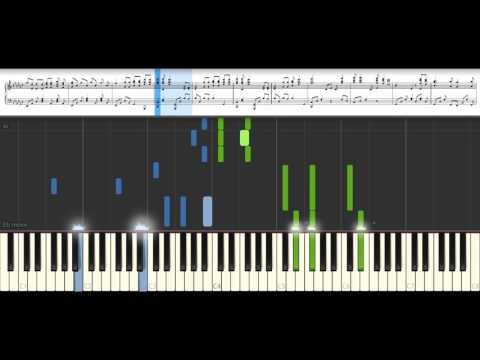 The Sound Of Silence - Simon And Garfunkel (Piano Tutorial)