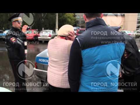 Пьяный разбил четыре авто на парковке в Новокузнецке