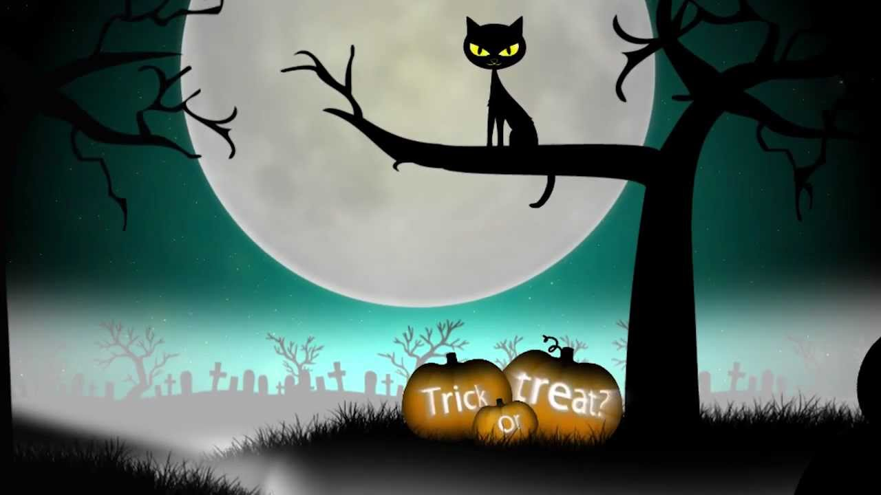 fun halloween english vocabulary esl lesson - youtube