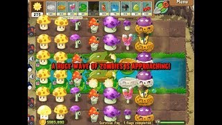 Plants Vs Zombies 2 Mod Made by PAK in China (Royal's Team) - Remake 4
