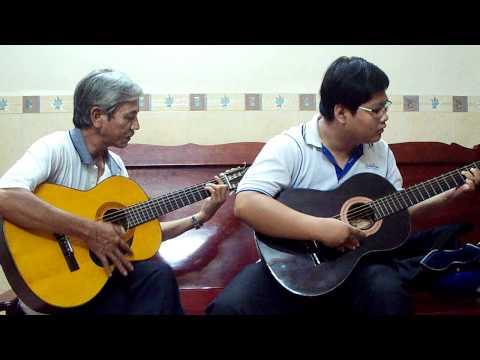 BESAME MUCHO ( Consuelo Velasquez ) on Guitar.