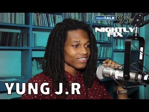 Yung J.R talks being a musical prodigy + 'Start the Movement' on Nightly Fix