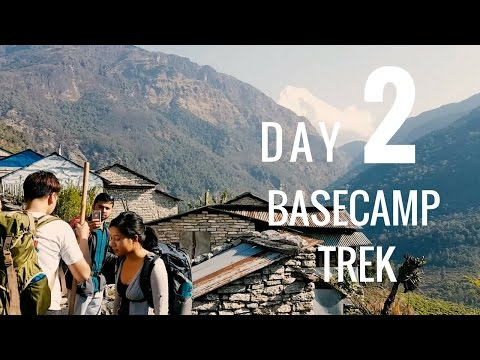 Annapurna Diaries | EP2| NEPAL Travel Vlogs