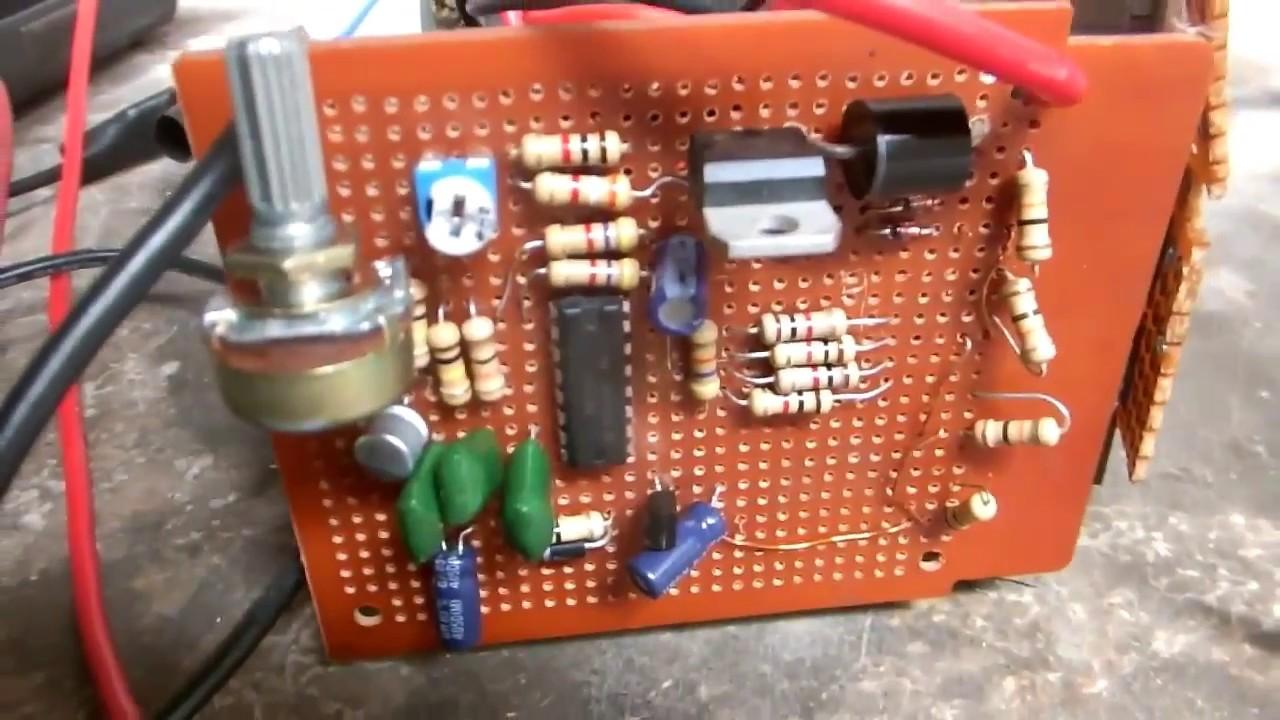 medium resolution of diy inverter 12 to 220v ic sg3524