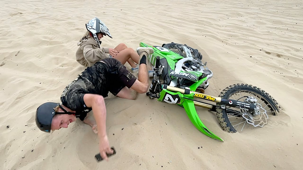 Pismo Dunes GONE WILD 2021 - Buttery Vlogs Ep108