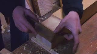 宮大工が職人技で教える初心者のための内丸鉋(Uchimaru Kanna)の使い方  how to use japanese woodworking tools