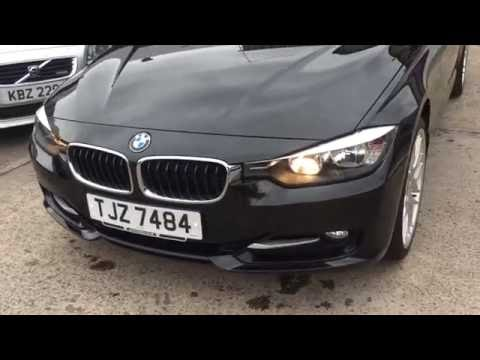 2012 BMW 320d sport for sale at AutoQ Belfast
