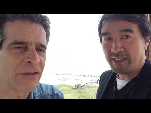 Graham Lee Interviews FIRST Robotics Dean Kamen