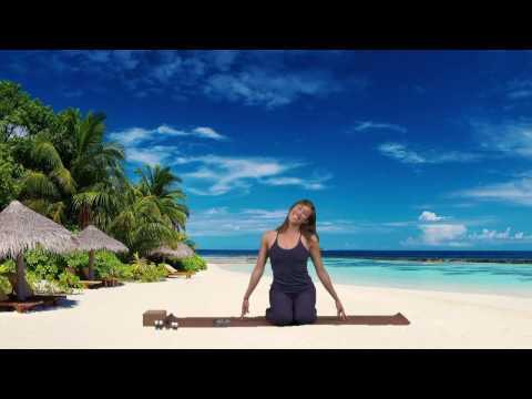 Yoga Universe, Maldives Edition: A 30-minute yoga routine for the beach lover