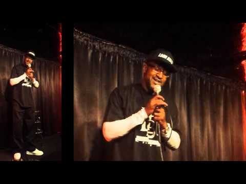 Big Hank at The World Famous Comedy Store