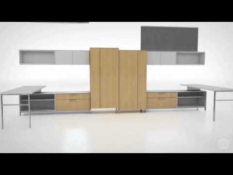 Herman Miller Canvas - Kit of Parts