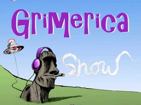#133 - Grimerica Talks Quantum Healing with Chris Kehler