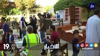 """إطلاق مبادرة """"فيكم خير"""" لكراج سيل السابع - (20-10-2017)"""