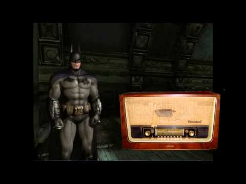 Batman Listening to Pantera