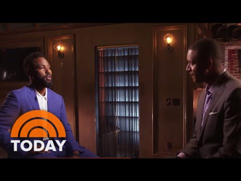 'BlacKkKlansman' Actor John David Washington On Growing Up As The Son Of A Hollywood Icon | TODAY
