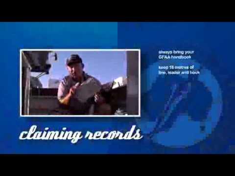 Game fishing Australia