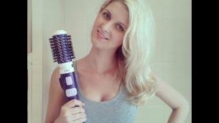 Video ROWENTA suszarko lokówka   jak modeluję nią włosy   mini recenzja CF9320   jak używać? download MP3, 3GP, MP4, WEBM, AVI, FLV Desember 2017