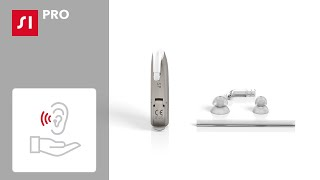 How to fit basic coupling on a Signia Fun hearing aid