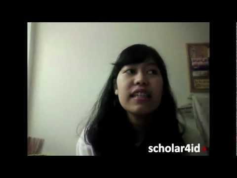 scholar4id PepTalk - Stephanie Hardjo - Singapore Scholarship - NUS Undergraduate (S1) - Singapura