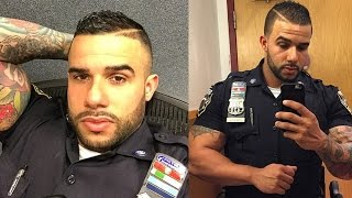 Male Cop Posts Selfies & Women Beg Him To Frisk Them