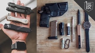 Everyday Carry Gear That Will Make You Jealous | EDC Weekly