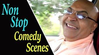 Non Stop Comedy Scenes    Latest Telugu Movie Comedy Scenes   Telugu Cinema