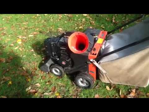 Tommy S Restoration 1995 Simplicity 8 25 Lawn Vac Chipper Shedder