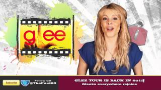 New Glee Cast Live in Concert Summer Tour 2011
