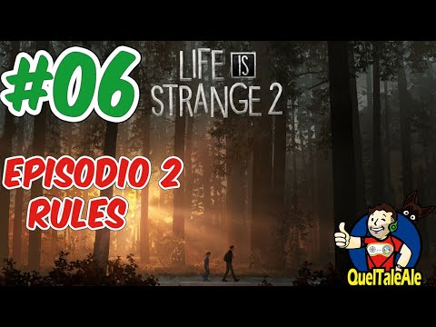 LIFE IS STRANGE 2 |EP 2| - Gameplay ITA - Walkthrough #02 - Da grandi poteri... thumbnail