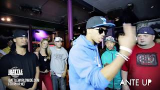 iBattle Worldwide Presents: Young Steady vs K-Kendle