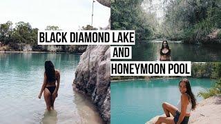 Download lagu CRYSTAL BLUE LAKE Black Diamond and Honeymoon Pool Collie WA MP3