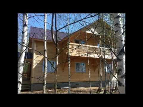 Продается новый дом в деревне вблизи г. Струнино