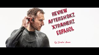 AFTERSHOKZ XTRAINERZ REVIEW ESPAÑOL - Intersport
