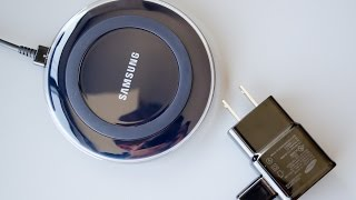 samsung wireless charging pad review qi samsung galaxy s6 s6 edge note 5